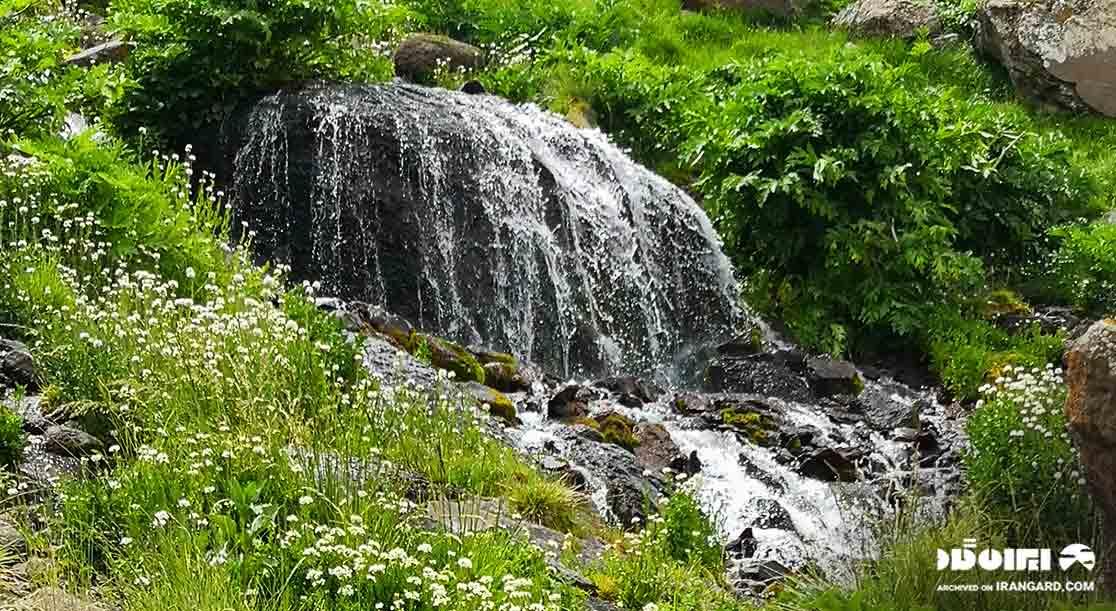 آبشار گورگور آلوارس