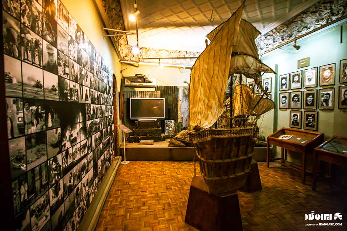 موزه سینما باغ فردوس