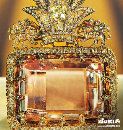 موزه ملی جواهرات - الماس دریای نور