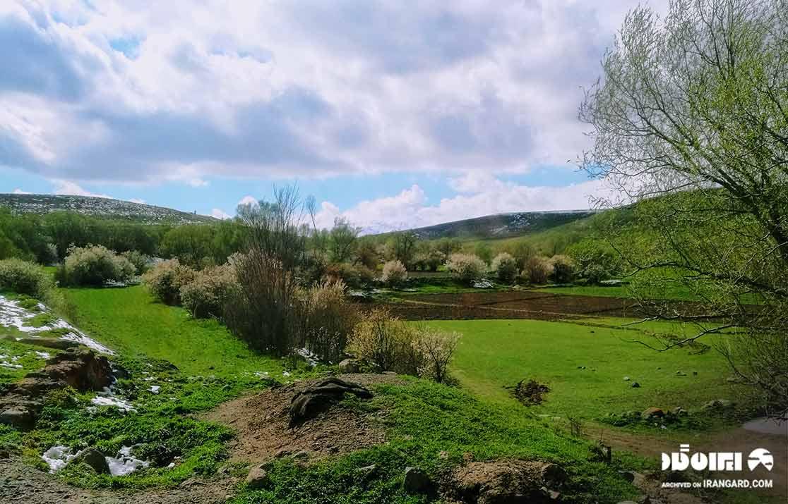 روستای ویند کلخوران