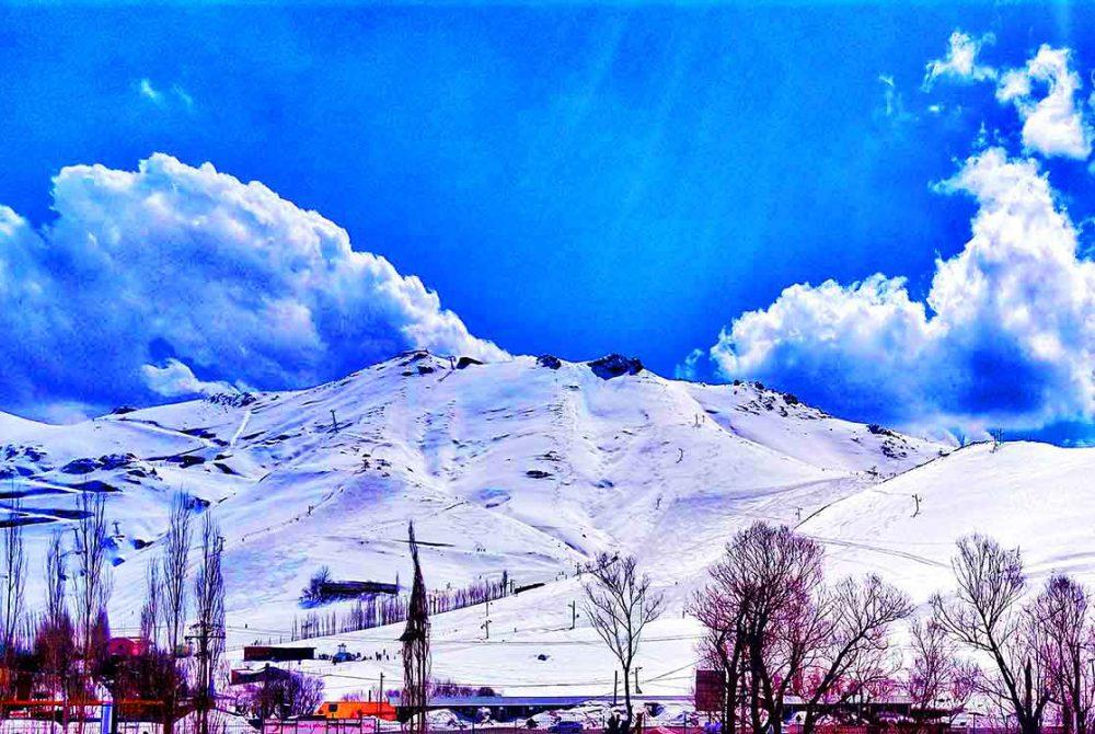 بهترین پیست اسکی ایران