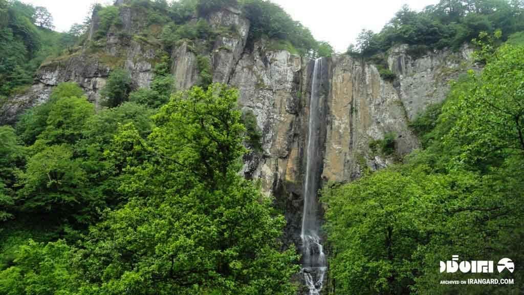 آبشار لاتون گیلان کجاست؟
