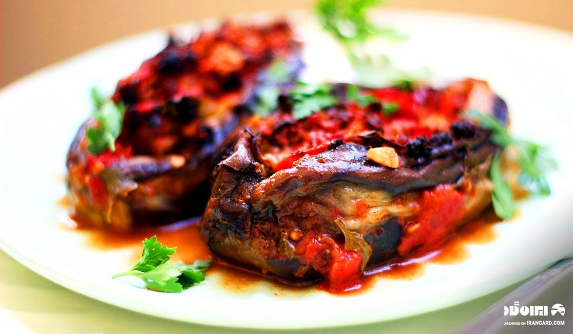 غذای محلی تبریز