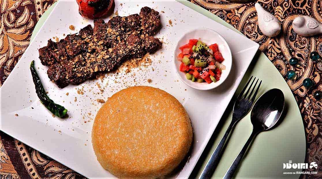 غذاهای سنتی استان گیلان - کباب ترش