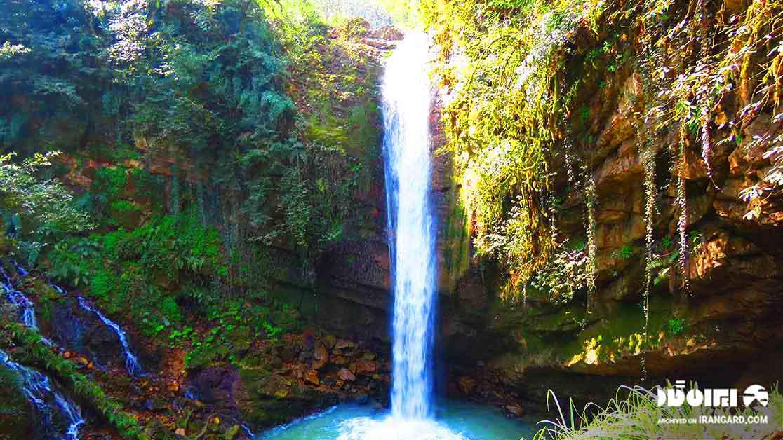 دارنو؛ زیباترین آبشار خطه شمال