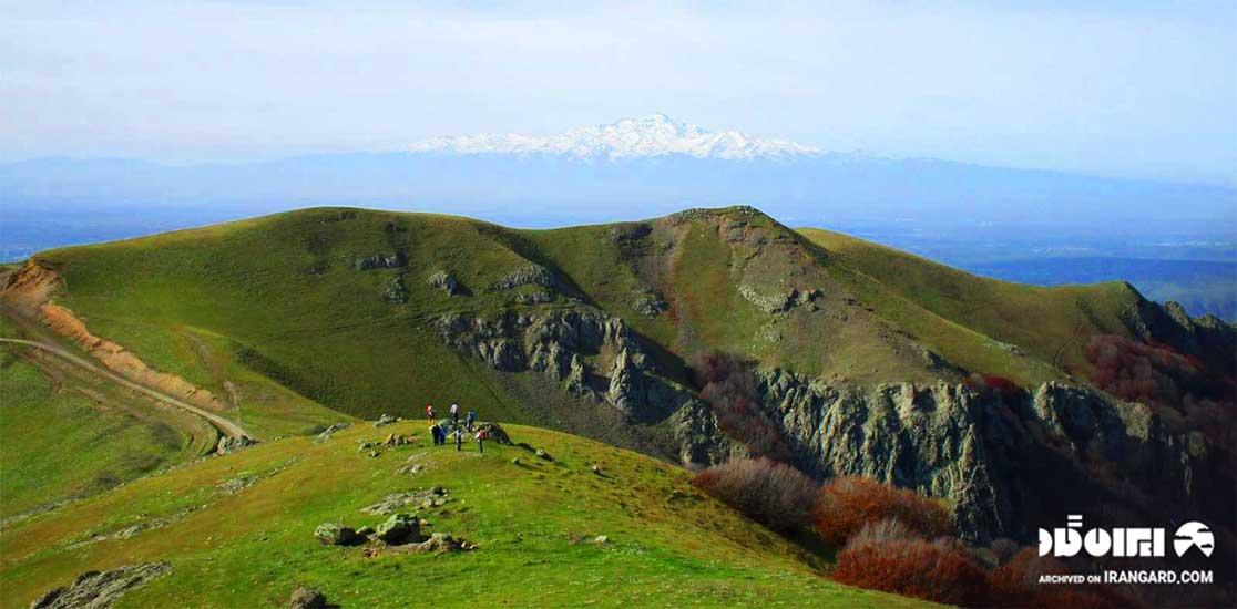 کوه اسپیناس آستارا