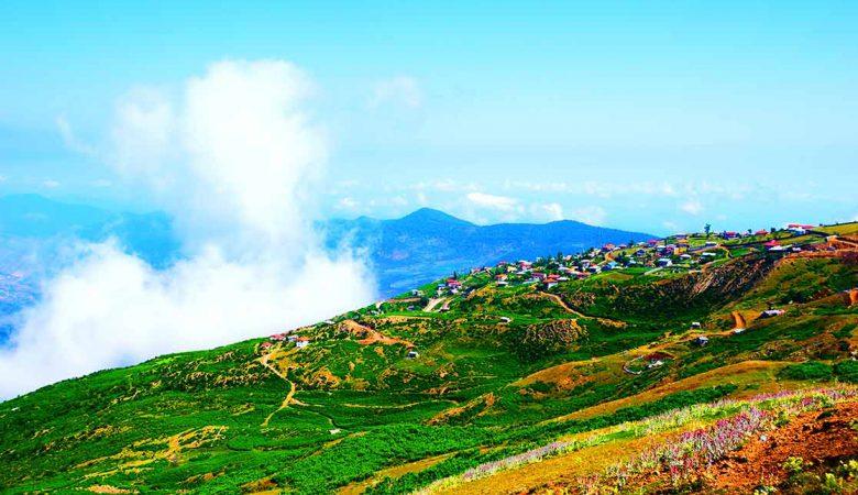روستای فیلبند مازندران