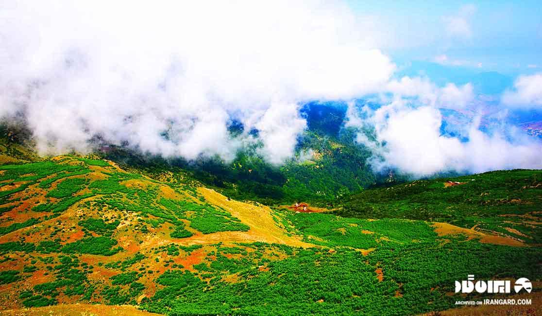 روستای فیلبند آمل