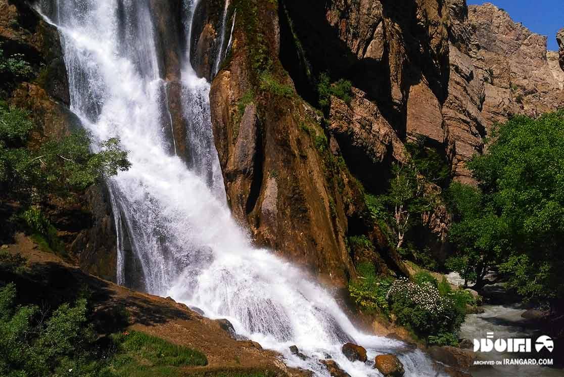 آبشار آبسفید