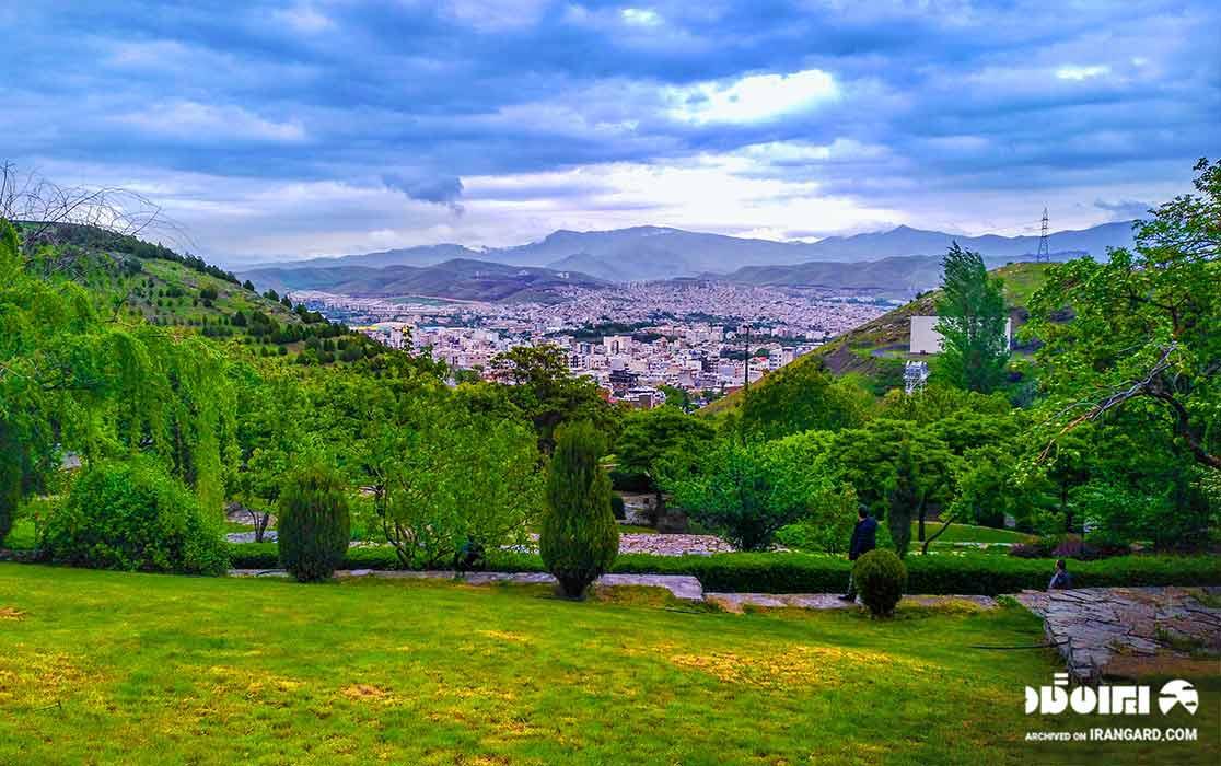 جاهای تفریحی کردستان