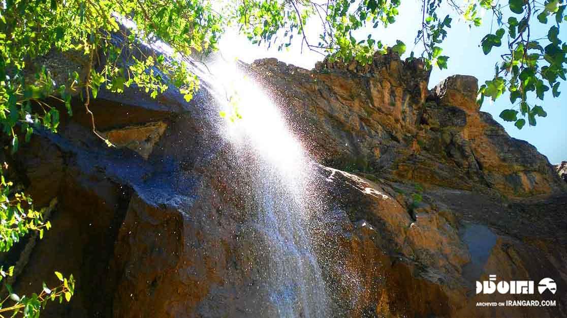 آبشار گویله کردستان