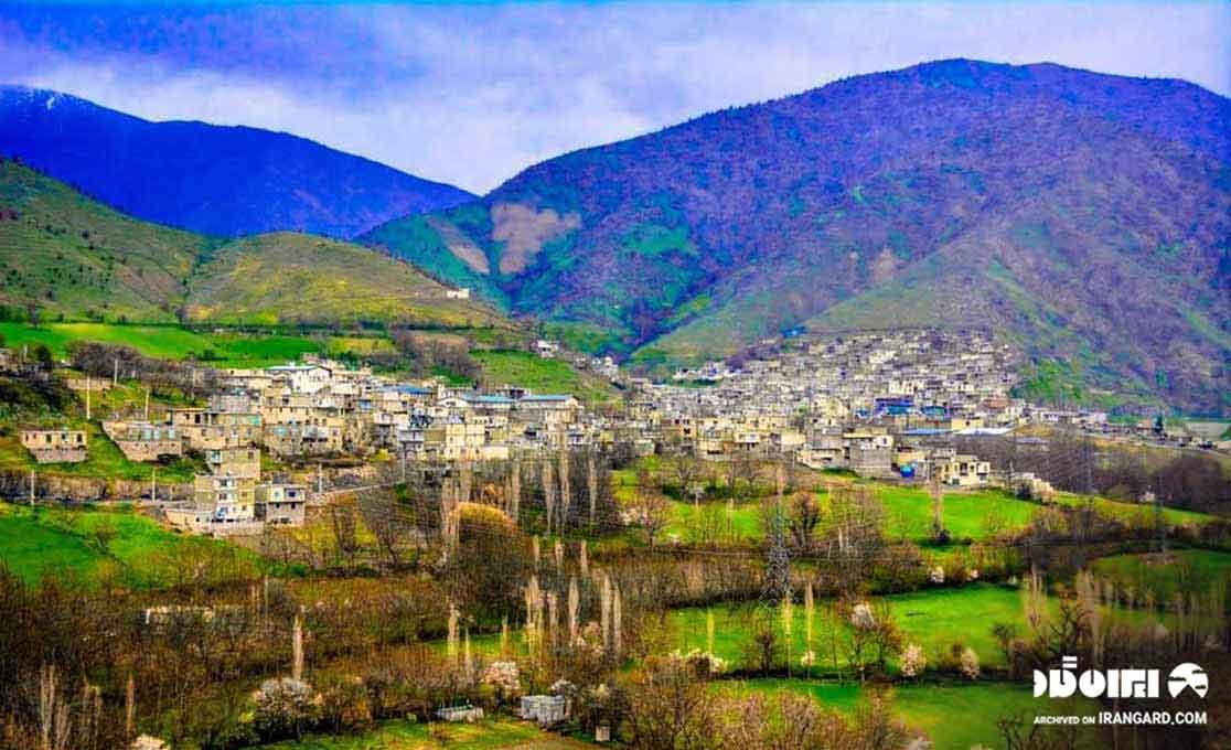 جاذبه های کردستان