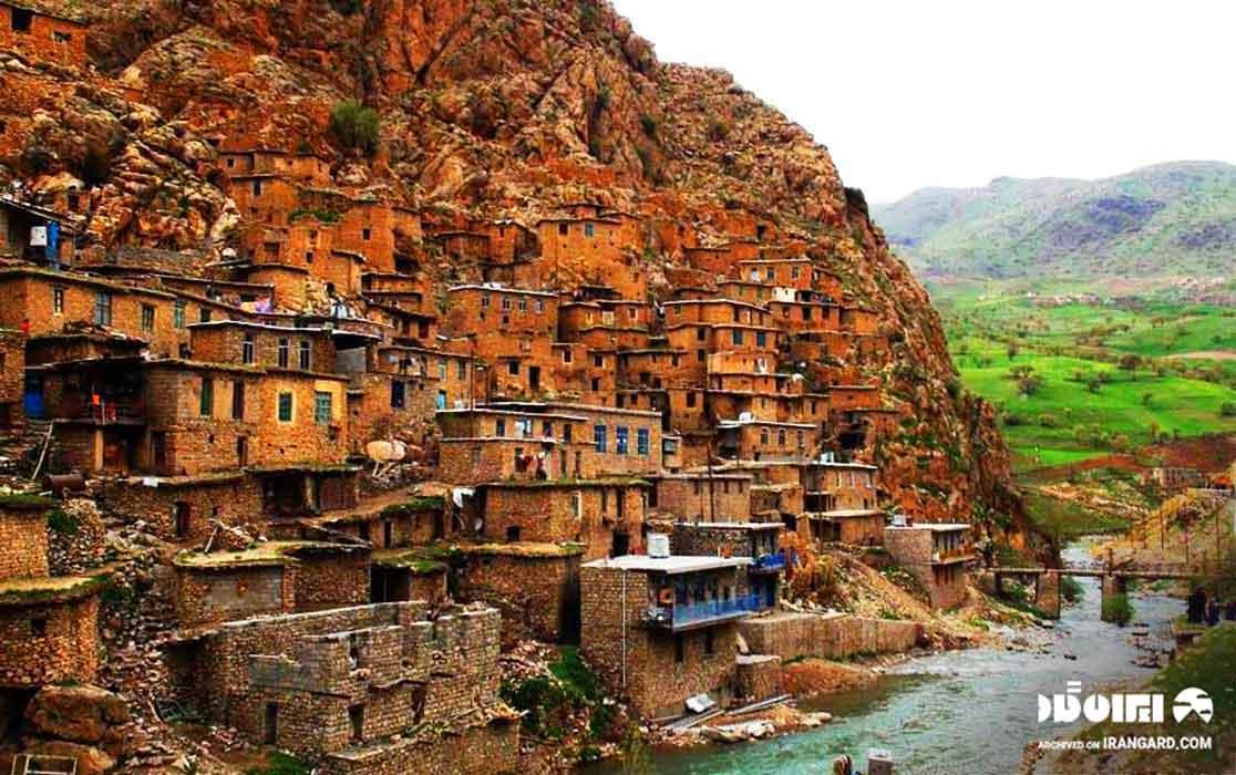 جاهای دیدنی استان کردستان