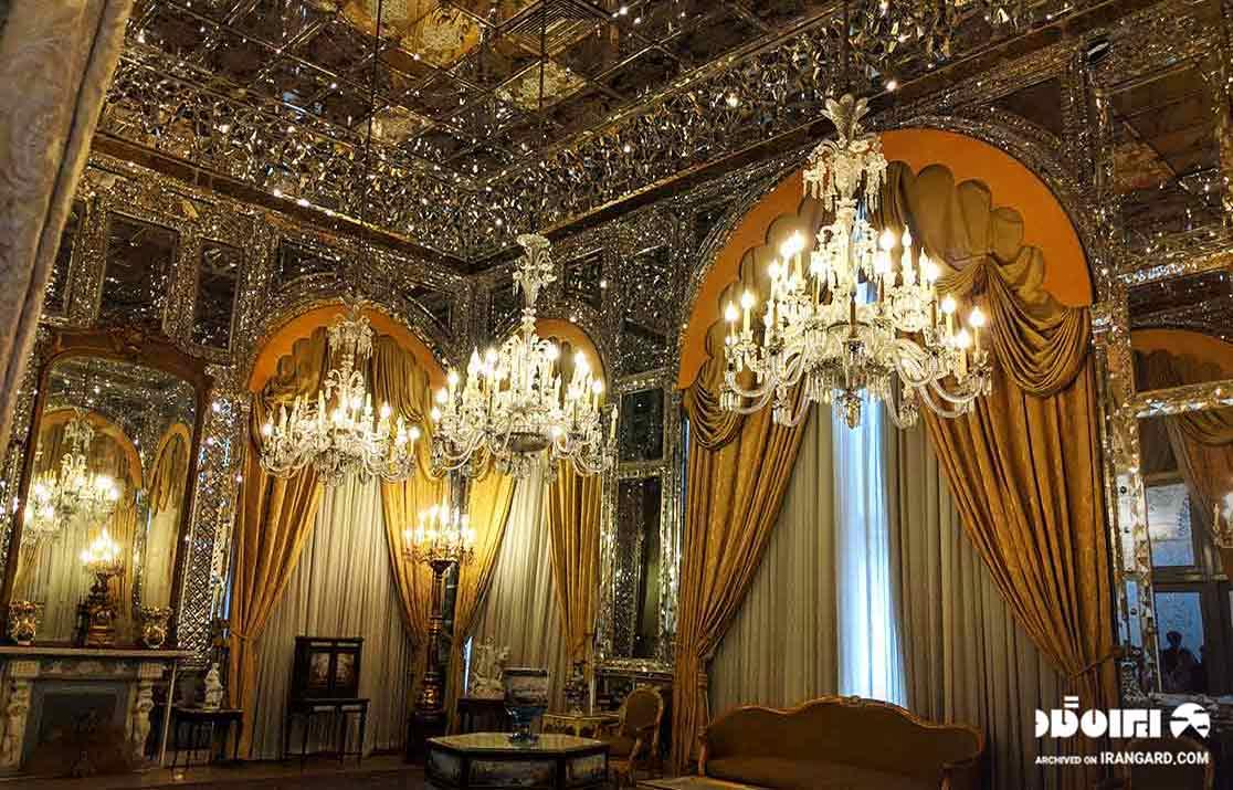 تالار کاخ گلستان