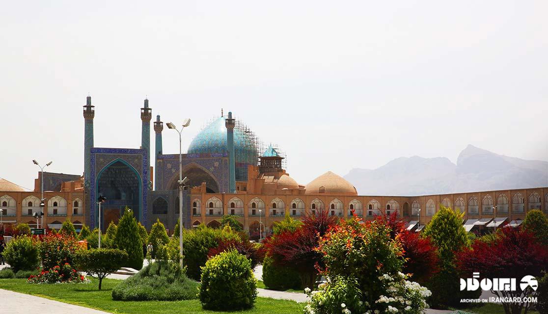 مسجد امام میدان نقش جهان اصفهان