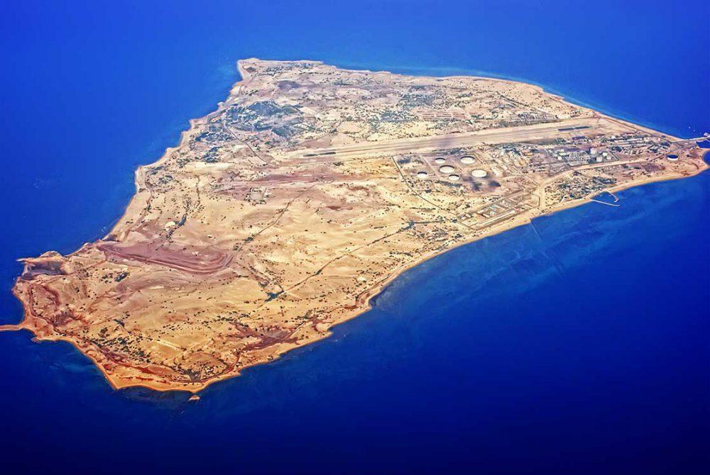 لاوان خلیج فارس