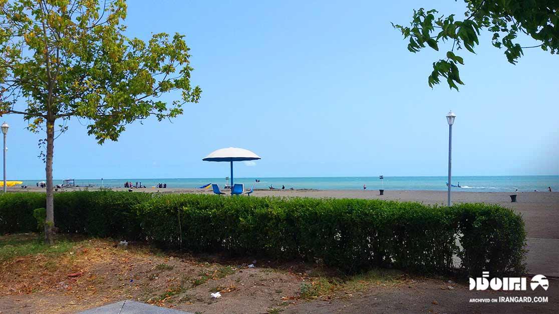 پارک ساحلی شریعتی