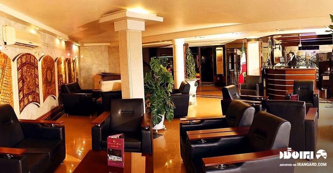 هتل کوروش چالوس