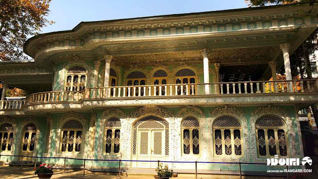 معماری موزه زمان