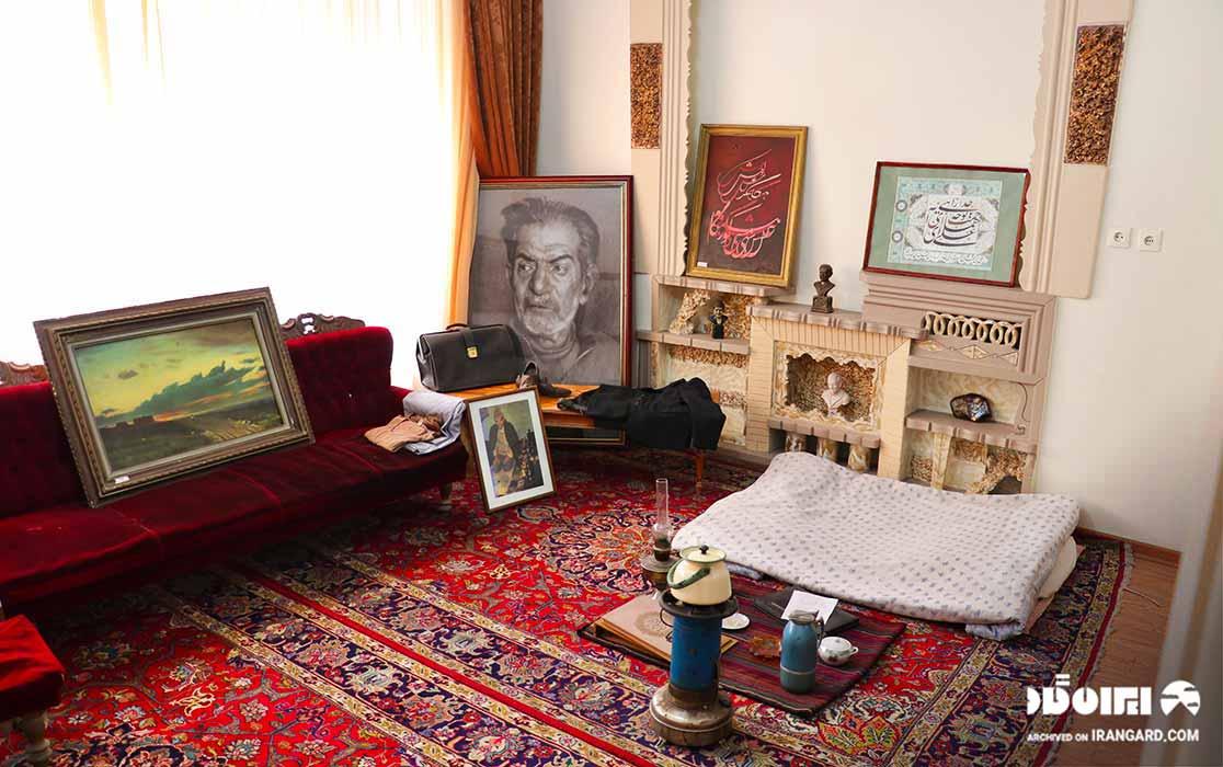 موزه ادبی شهریار تبریز