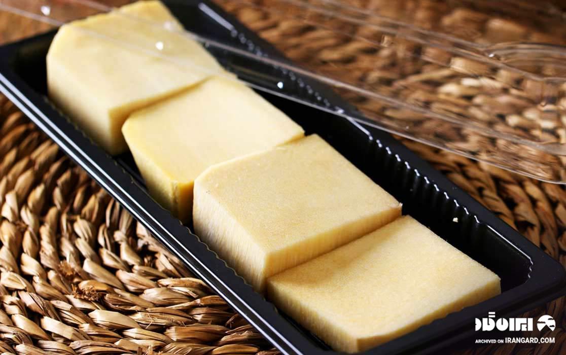 سوغات بوشهر -پنیر خرما