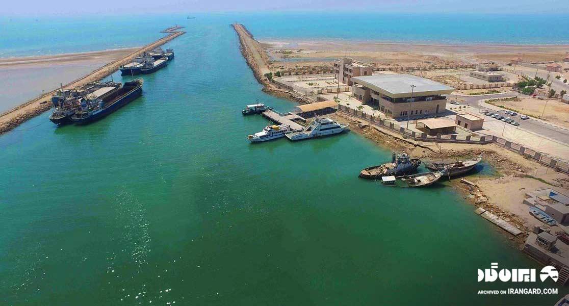 بندر گناوه استان بوشهر