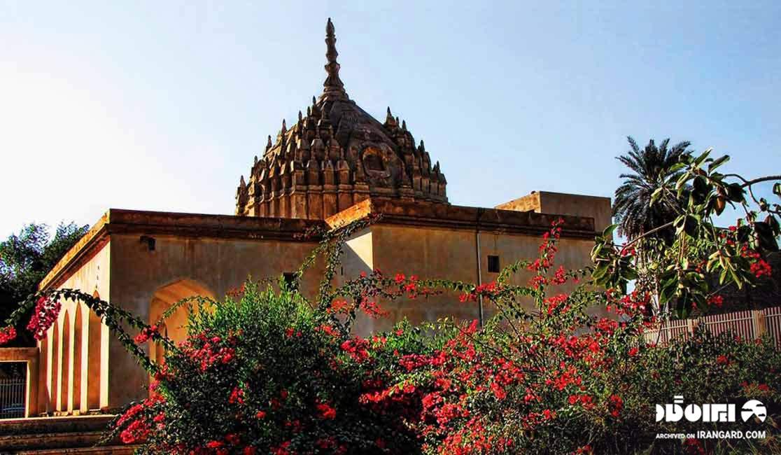 جاهای دیدنی بندرعباس - معبد هندوها