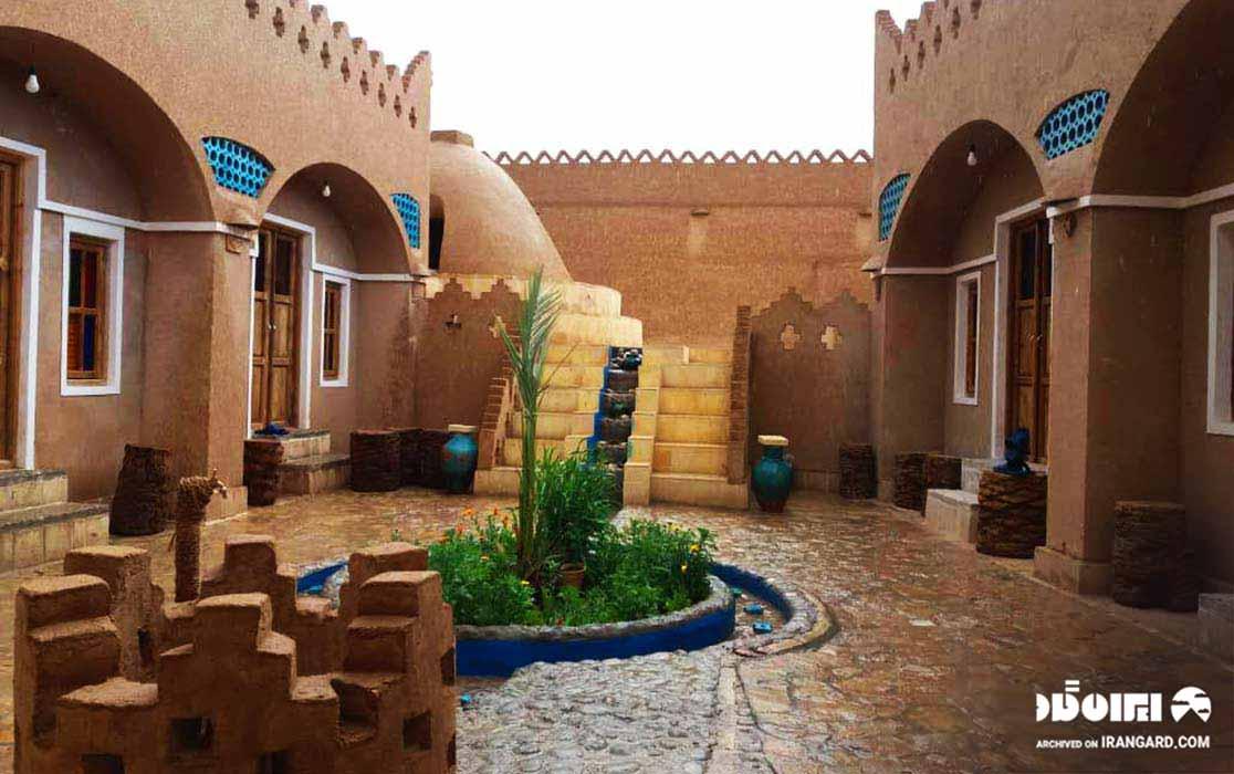 اقامتگاه های بوم گردی کویر مصر