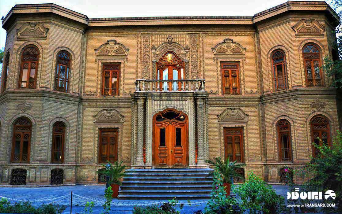 بهترین موزه های ایران - جاهای دیدنی تهران