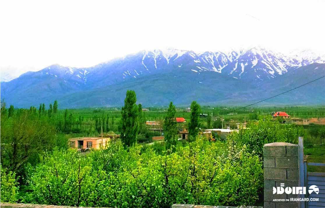 روستای هفت آباد