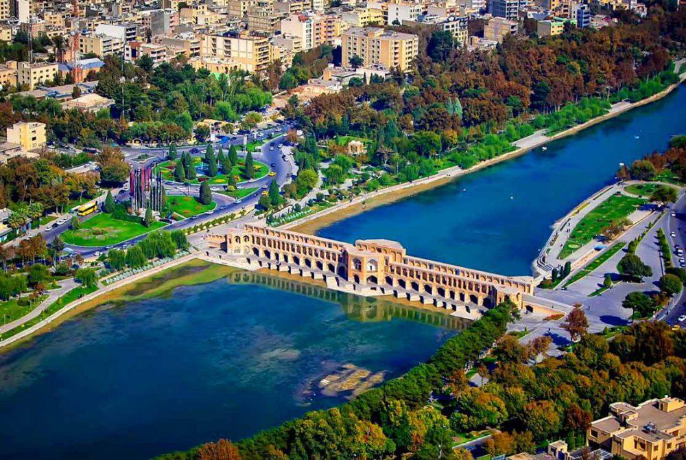 اقامتگاه های اصفهان