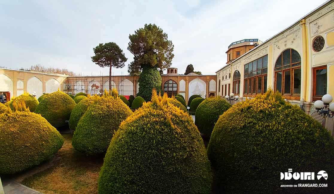 موزه های اصفهان