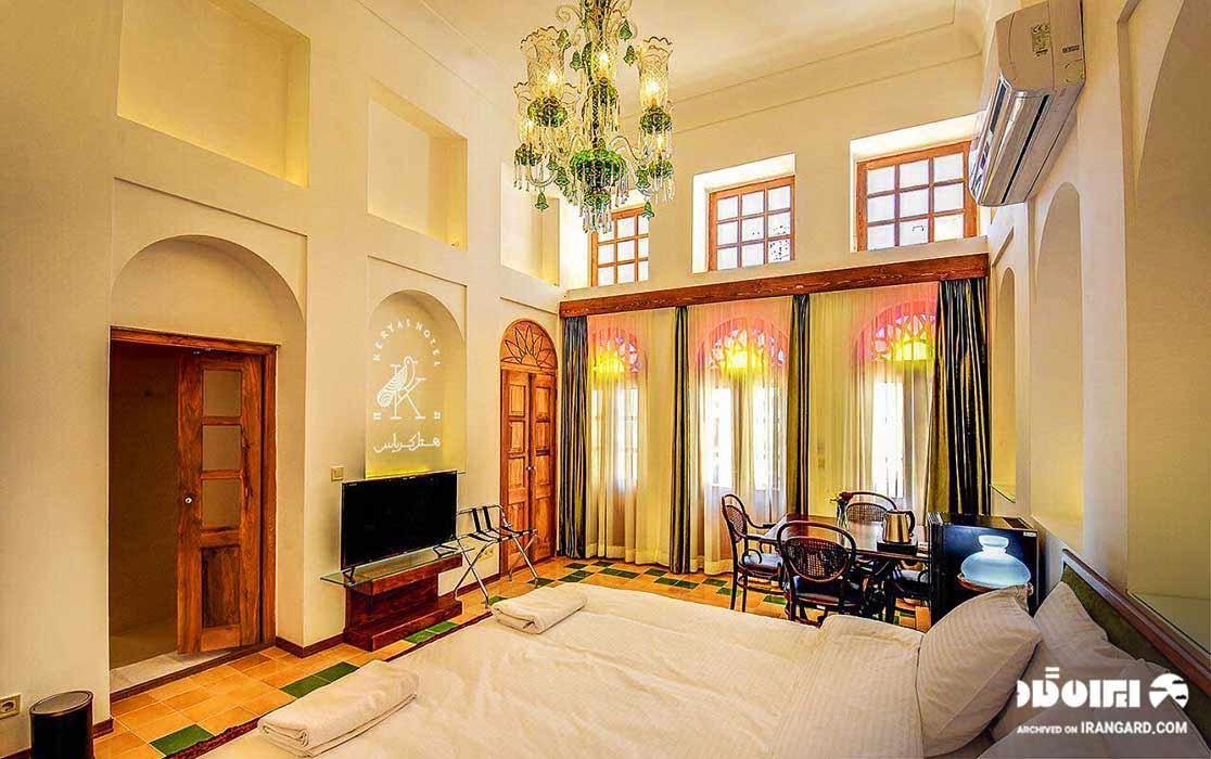 اقامتگاه های بوم گردی اصفهان