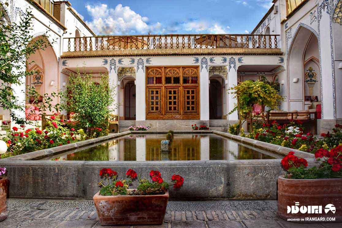 اقامتگاه سنتی در اصفهان