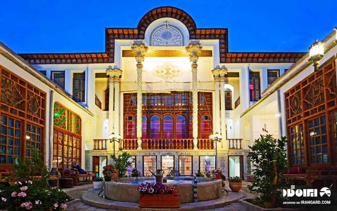 لیست اقامتگاه های اصفهان