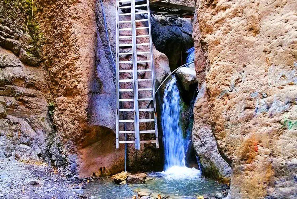 آبشار قره سو خراسان رضوی