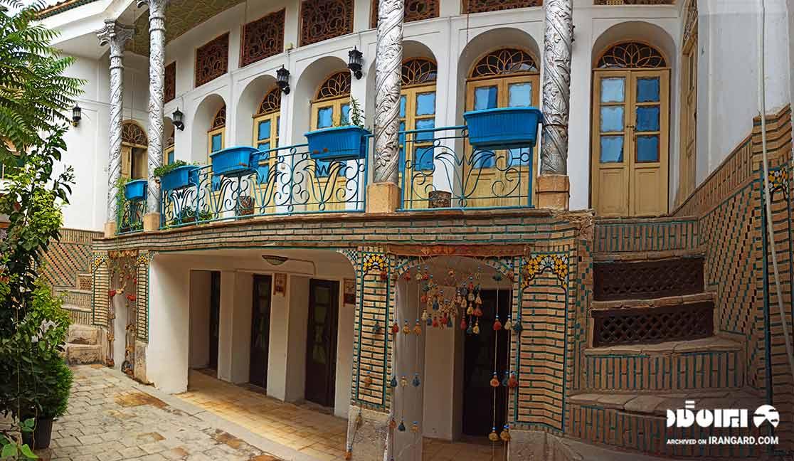 اقامتگاه های شهر اصفهان