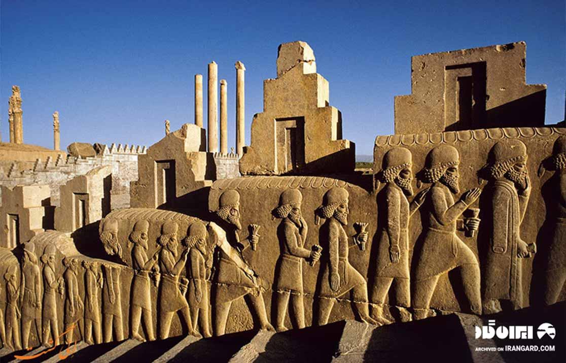 پرسپولیس از آثار قدیمی