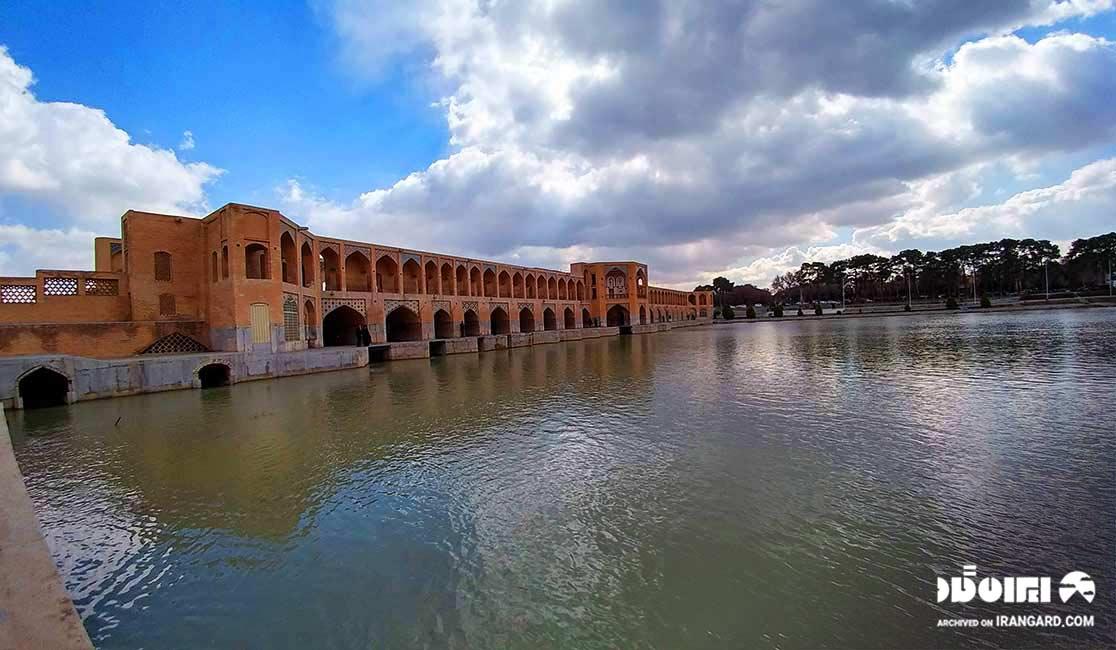 پل خواجو اصفهان