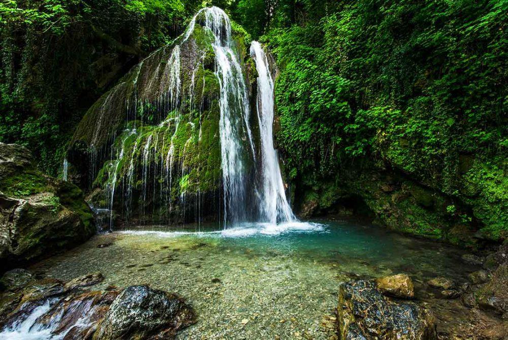 آبشار کبودوال کجاست
