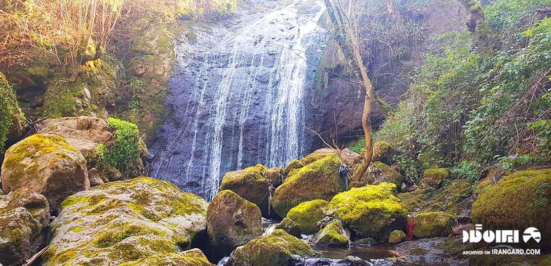 آبشار سیاه تاش تالش