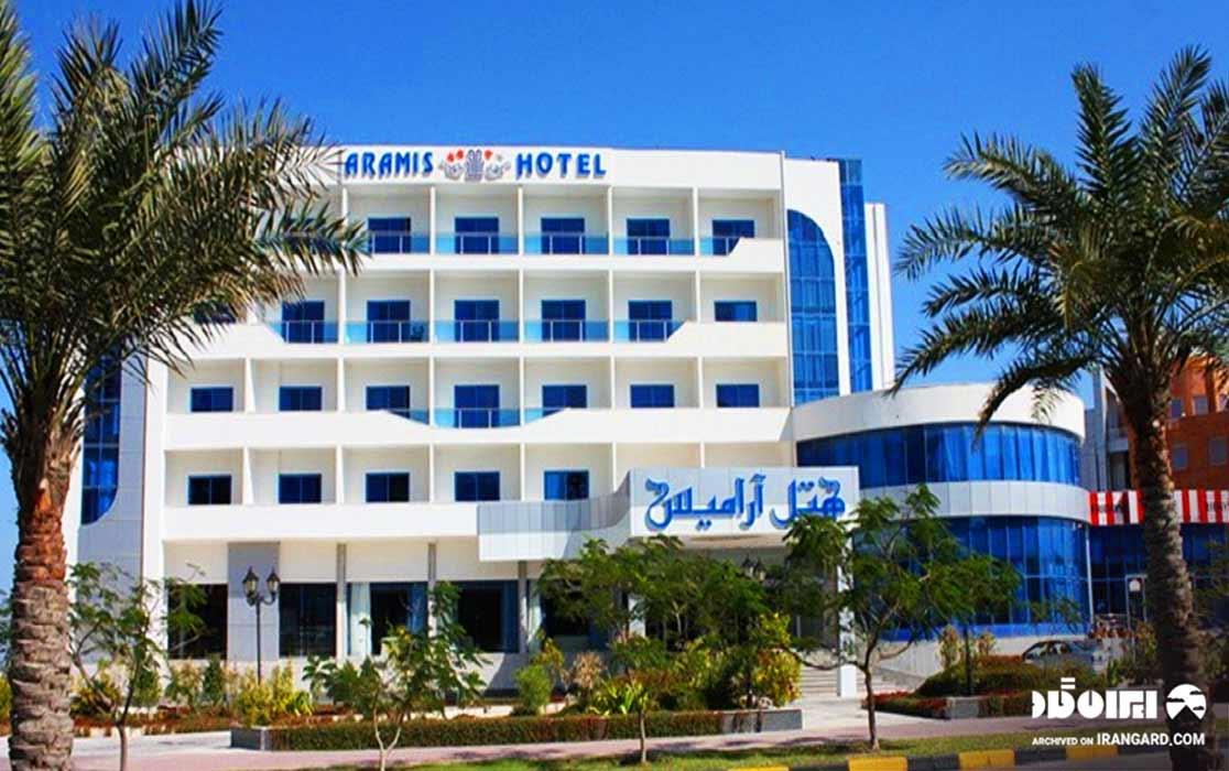بهترین هتل کیش