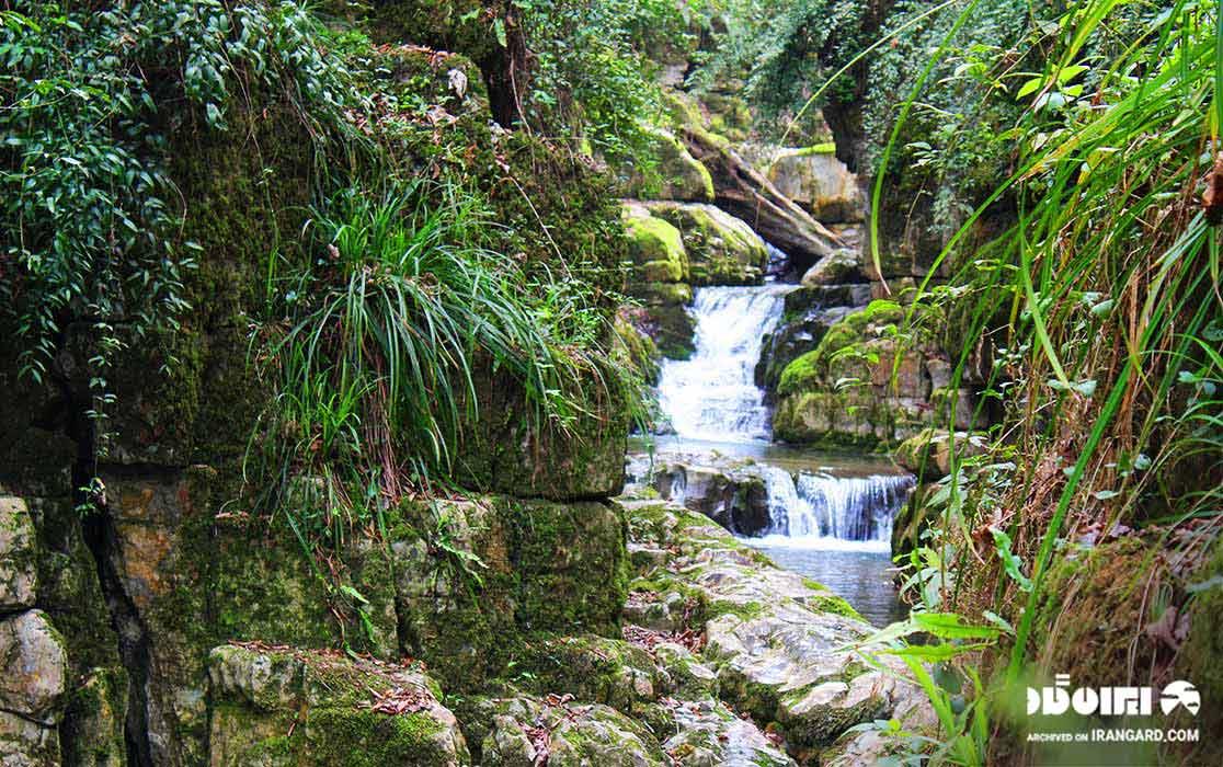 آبشار کوهسر تنکابن