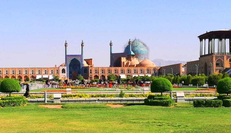 جاهای دیدنی اصفهان - هتل های اصفهان