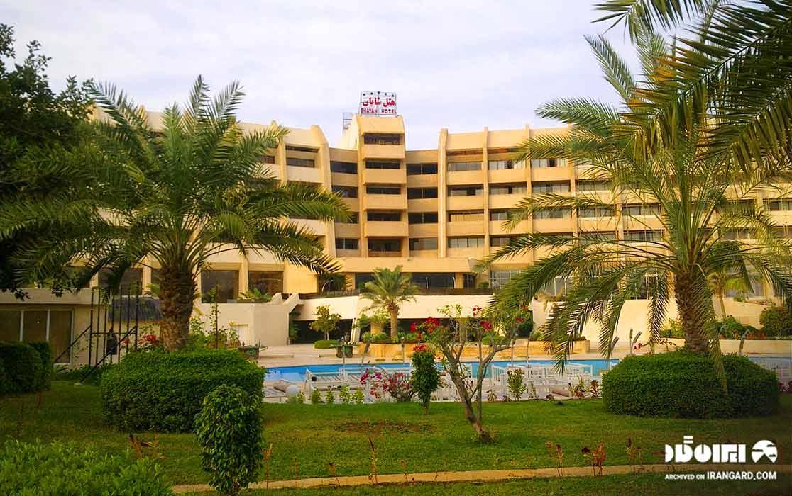 بهترین هتل تمدن