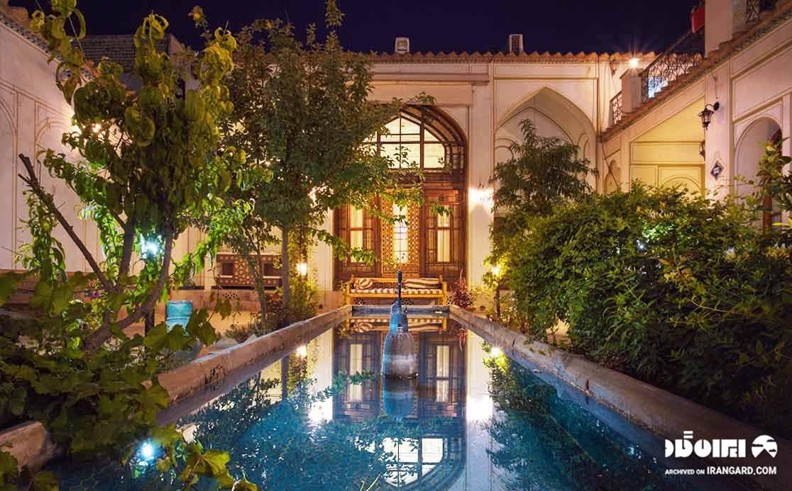 هتل عتیق بهترین هتل اصفهان