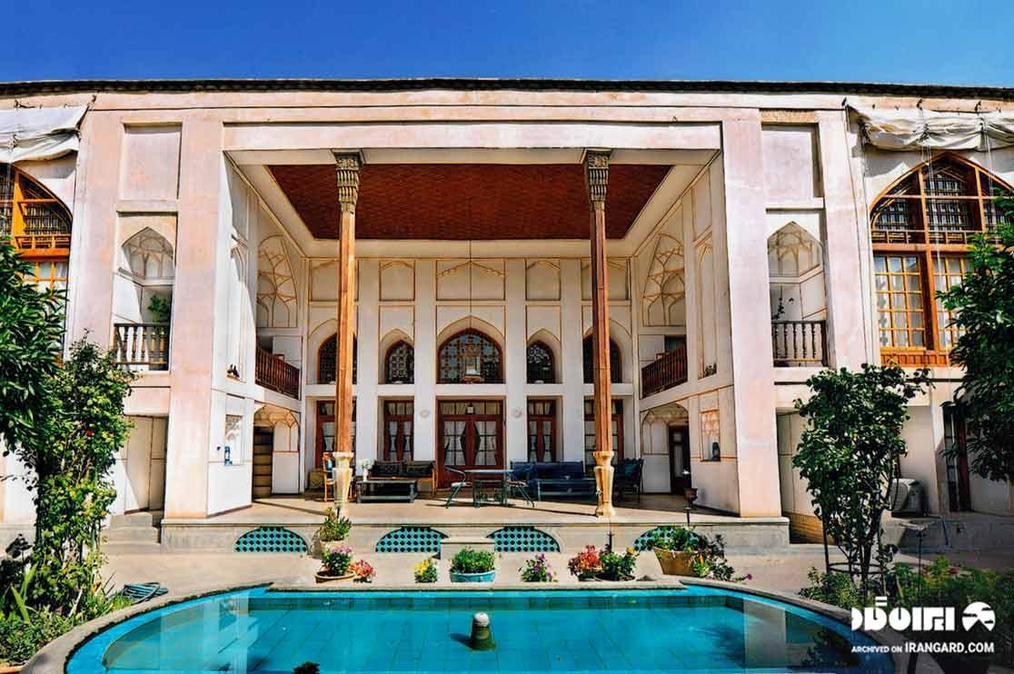 بهترین هتل های سنتی اصفهان