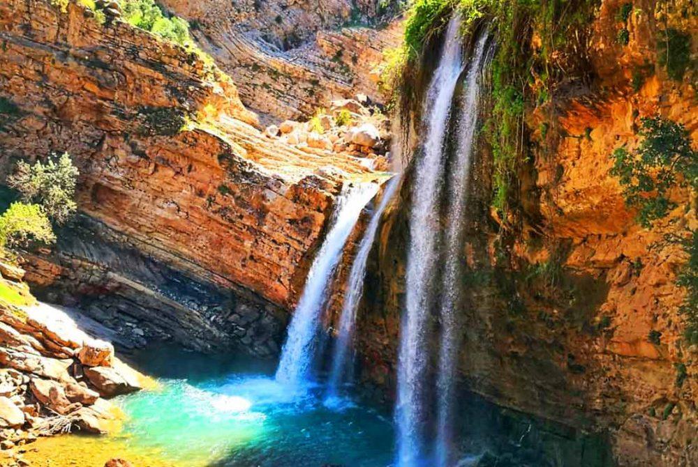 آبشار شوی خوزستان