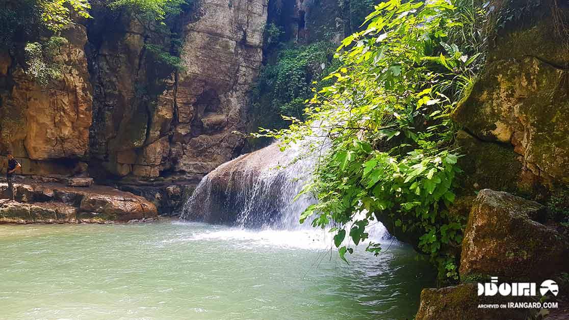 آبشار لوه گالیش