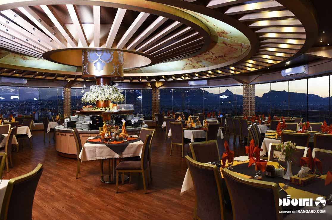 هتل آسمان بهترین هتل اصفهان